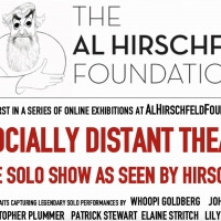 Al Hirschfeld Foundation Launches Online Exhibition, SOCIALLY DISTANT THEATER: The So Photo