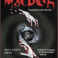MACBETH To Play Live And Outdoors In Santa Fe Photo