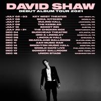 The Revivalists' David Shaw Announces 2021 Tour Dates Photo