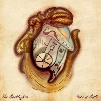 The Booklights Announce New EP 'Into A Ball' Photo