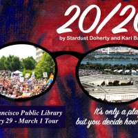 20/20: A Presidential Re-Election Play Where You Decide The Future Begins Next Month Photo
