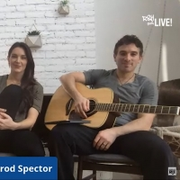 VIDEO: Watch Jarrod Spector and Kelli Barrett on R&H GOES LIVE! With Laura Osnes Photo