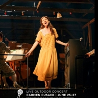 BWW Review: CARMEN CUSACK in Live Concert at The Old Globe Photo