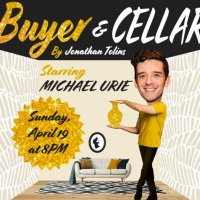VIDEO: Michael Urie Reprises BUYER & CELLAR Role for Livestream Benefit Tonight at 8p Photo