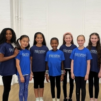 Child Actors Announced to Play Young Elsa and Young Anna in the West End Production o Photo