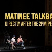 SEA WALL/ A LIFE Announces Weekly Talkback Series!