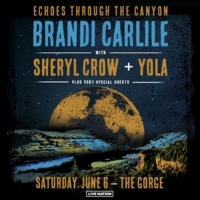 Brandi Carlile Confirms Second-Annual Headline Performance at The Gorge