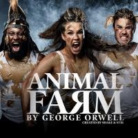 BWW Review: ANIMAL FARM by shake & stir theatre co Photo