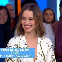 VIDEO: Emilia Clarke Talks Daenerys Targaryen Halloween Costumes on GOOD MORNING AMERICA
