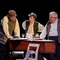 BWW Review: BACH & SONS, Bridge Theatre Photo