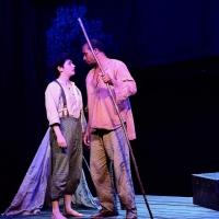 BWW Review: HUCKELBERRY FINN at Théâtre De La Huchette Photo