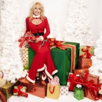 Dolly Parton Debuts at #1 on Two Billboard Charts With A HOLLY DOLLY CHRISTMAS Photo