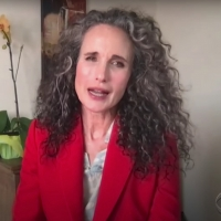 VIDEO: Andie MacDowell Says She Travels Around as a Bag Lady Photo