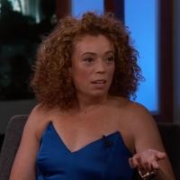 VIDEO: Watch Comedian Michelle Wolf Interviewed on JIMMY KIMMEL LIVE
