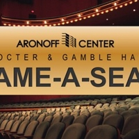 Aronoff Center Announces Name-A-Seat Opportunity Photo