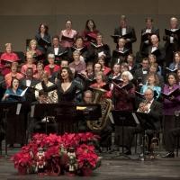Symphony San Jose Chorale Presents CAROLS IN THE CALIFORNIA in December Photo