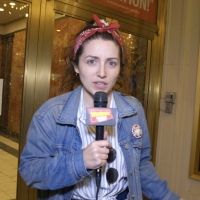 BWW Exclusive: Allison Frasca Visits AIN'T TOO PROUD on The Broadway Break(down)!