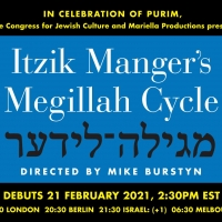 New Virtual Production of MEGILLAH CYCLE Surpasses 6,000 Views Photo