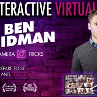 Thousand Oaks Civic Arts Plaza Adds Second Performance of Ben Seidman's CAMERA TRICKS Photo