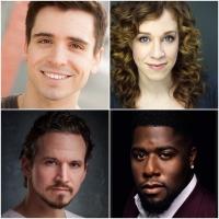 Matt Doyle, Lindsay Nicole Chambers, And Brandon Espinoza Lead Starring Buffalo's LIT Photo