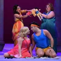 BWW Review: Arizona Broadway Theatre Goes To Camp-y With XANADU ~ A-musing! Photo