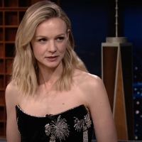 VIDEO: Carey Mulligan's Mother Gave Her a Strange Pre-Oscars Gift Photo