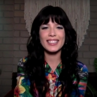 VIDEO: Halsey Says Her First Love Was Acting on THE LATE LATE SHOW Photo