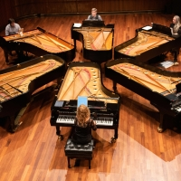 PEAK Performances to Present GRAND BAND: PIANO EVOLUTION
