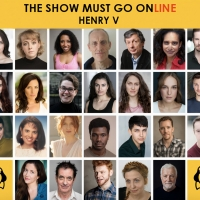 Full Cast Announced For The Show Must Go Online's Livestreamed Reading Of THE HISTORY Photo