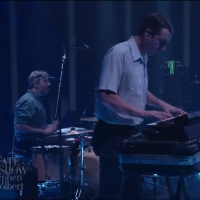 VIDEO: Future Islands Perform 'For Sure' on THE LATE SHOW Photo