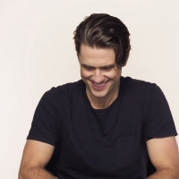 VIDEO: Will MOULIN ROUGE's Aaron Tveit Get Stumped Playing Song Association?