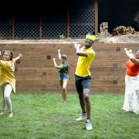 Farmers Alley Theatre Presents THREE LITTLE BIRDS Photo