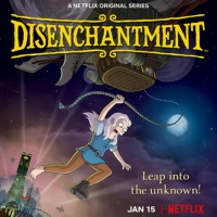 VIDEO: Watch the Official Trailer for DISENCHANTMENT Part Three Photo