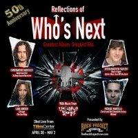 The Rock Project Presents 50th Anniversary Reflections Of WHO'S NEXT With Stream Photo