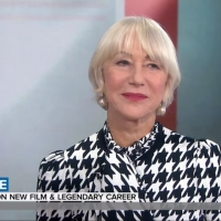 VIDEO: Helen Mirren Talks About Her Tattoo on TODAY SHOW