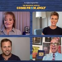 VIDEO: Jenn Colella,Petrina Bromley & Tony LePage Can't Wait to Share COME FROM AWA Photo