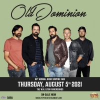 Old Dominion Rescheduled At The W.H. Lyon Fairgrounds Photo
