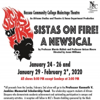SISTAS ON FIRE Comes to Nassau Community College Photo