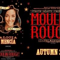 Alicia Mencía formará parte del elenco de MOULIN ROUGE en el West End Photo
