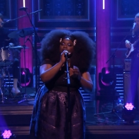 VIDEO: Yola Performs 'I Don't Wanna Lie' on THE TONIGHT SHOW WITH JIMMY FALLON!