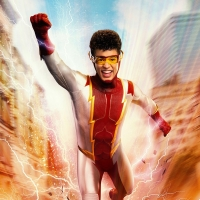 Jordan Fisher Shares In-Costume Photo From THE FLASH Photo