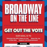 CAMA Presents BROADWAY ON THE LINE - Get Out The Vote! Photo
