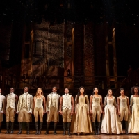 HAMILTON Cast Album Returns to #1 Spot on the iTunes Chart Photo