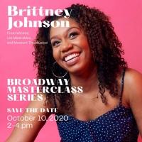 Theatre Tulsa Will Offer a Masterclass With Brittney Johnson Photo
