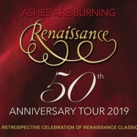 Symphonic Rock Legends Renaissance Announce 50th Anniversary Fall Tour