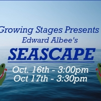 SEASCAPE By Edward Albee to be Presented by Growing Stages this October 16 and 17. Photo