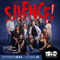 The 5 & Dime Debuts SILENCE! THE MUSICAL