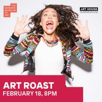 Art House Productions Presents ART ROAST In Partnership With The Newark Museum Of Art Photo