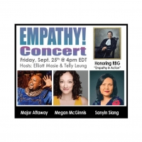 Megan McGinnis, Major Attaway And Telly Leung To Perform In Empathy Concert Honoring  Photo