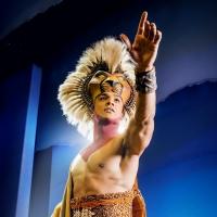 Nick Afoa Joins Disney's THE LION KING UK and Ireland Tour as Simba Photo